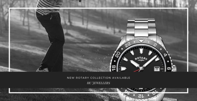 Our new Rotary Collection!