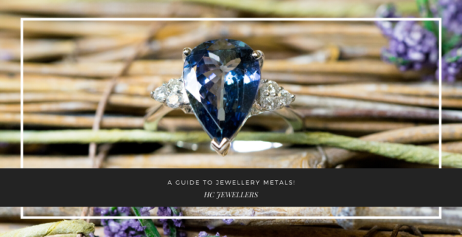 A Guide to Jewellery Metals!