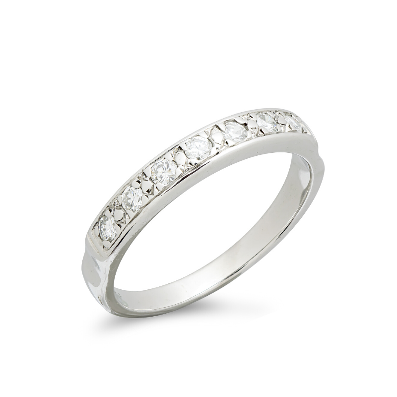 Diamond-ring-pre-owned-18ct-white-gold