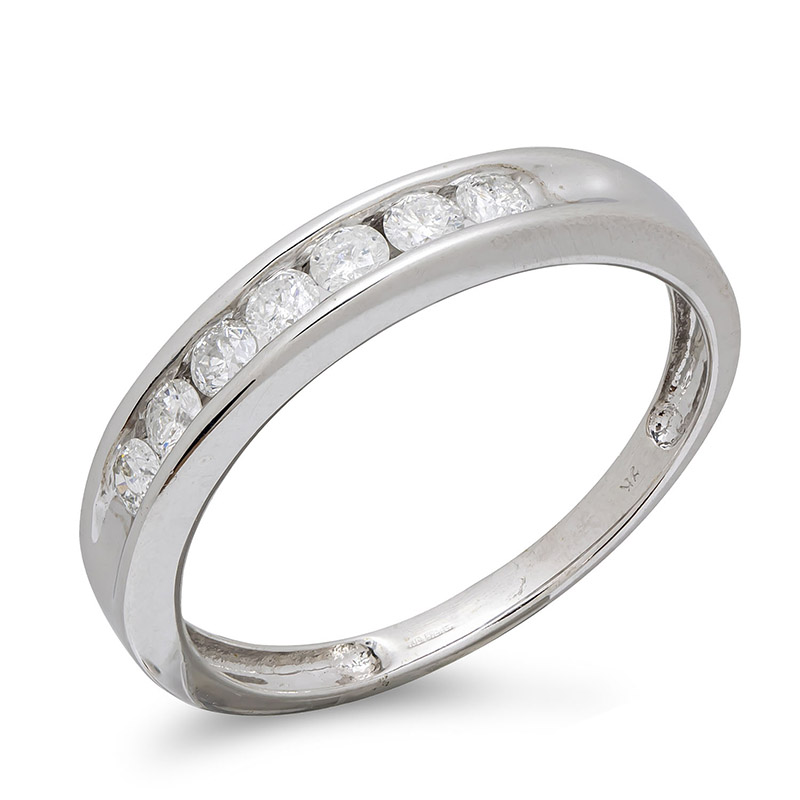 pre-owned-9ct-white-gold-diamond-half-eternity-ring