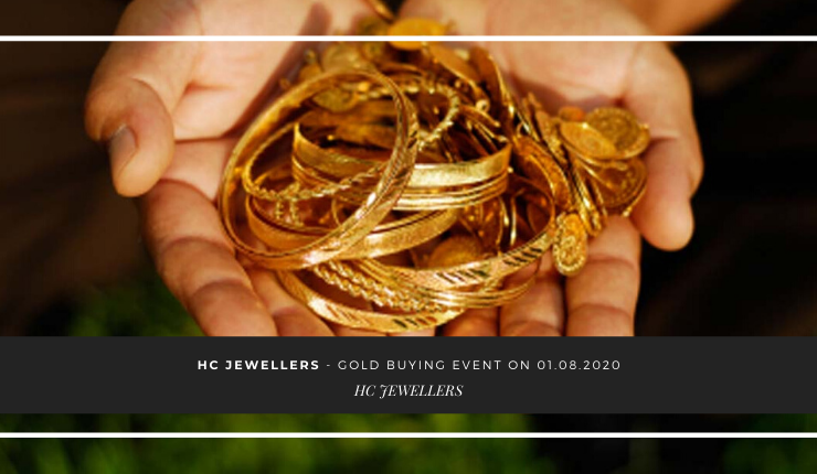 Gold Buying event in Gamlingay!
