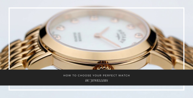 Choosing your perfect watch!