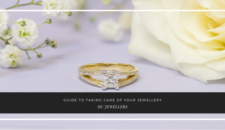How to care for your Jewellery!