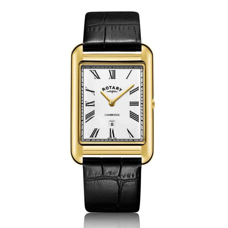 rotary watches - cambridge - gold - HC Jewellers - Royston