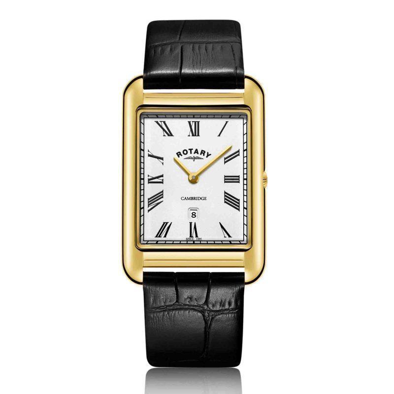 rotary watches - cambridge - gold - HC Jewellers - Royston