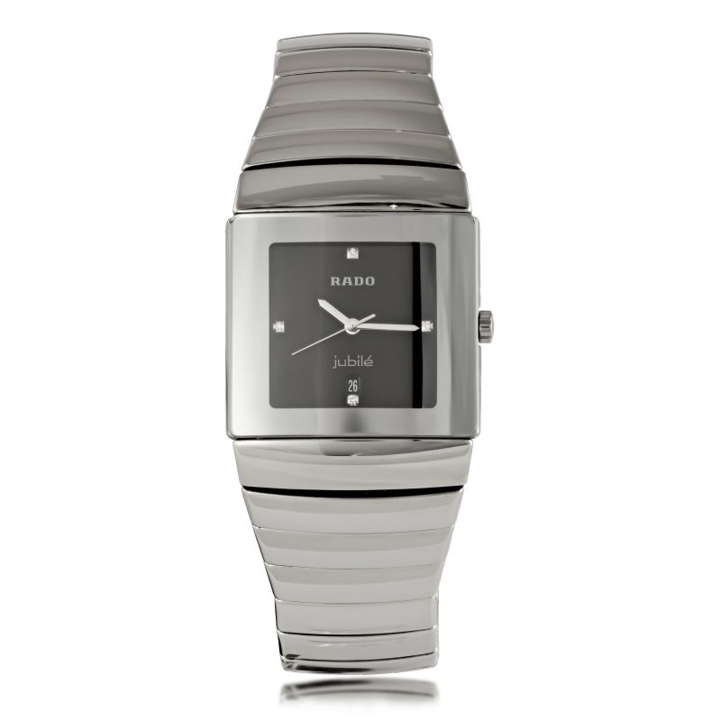 mens - watches - Jubilee-Diastar-Front - silver - HC Jewellers - Royston