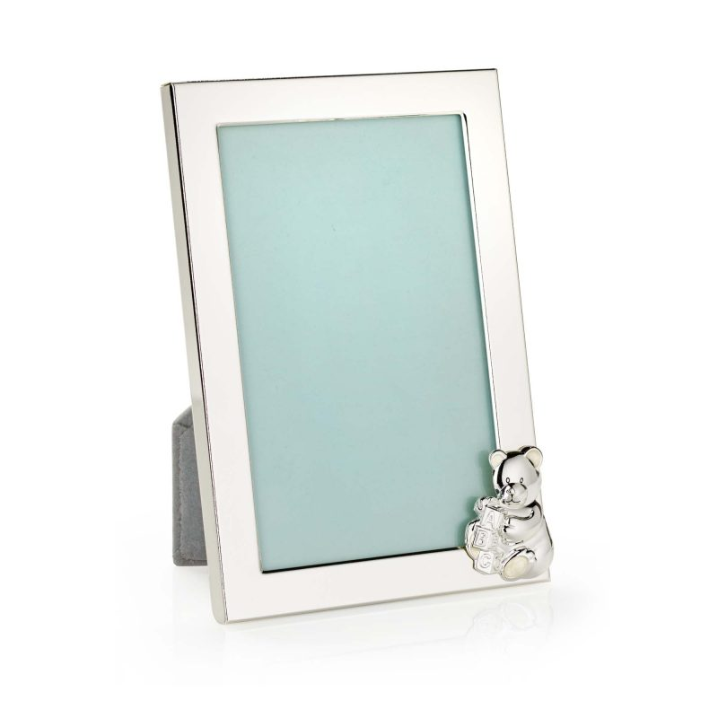 picture frame - birthday - gift - special occasion - silver plated - HC Jewellers - Royston