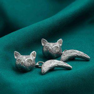 silver-fox-cufflinks-bespoke-diamond-hcjewellers-royston