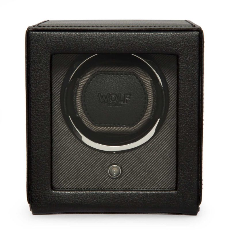 Watch Winder - Cub collection in black