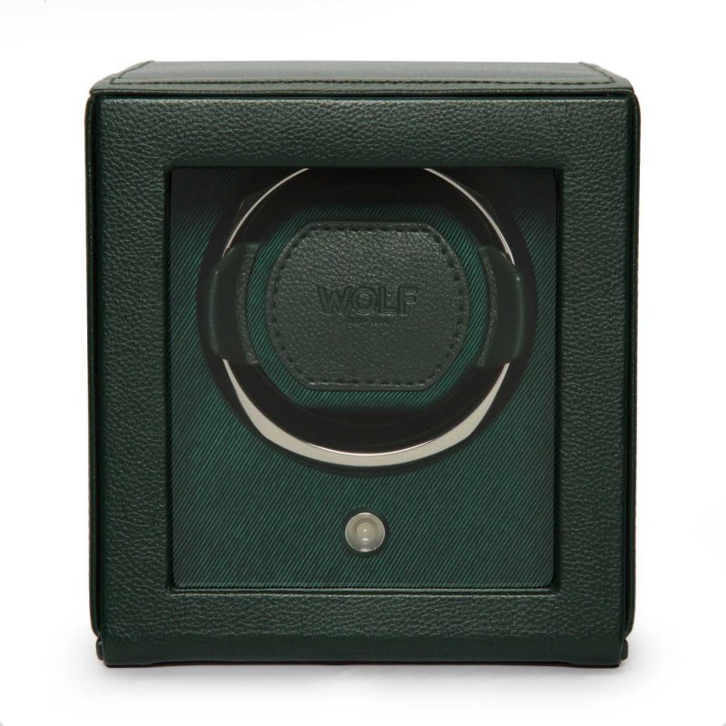 Watch Winder - Cub collection in Green