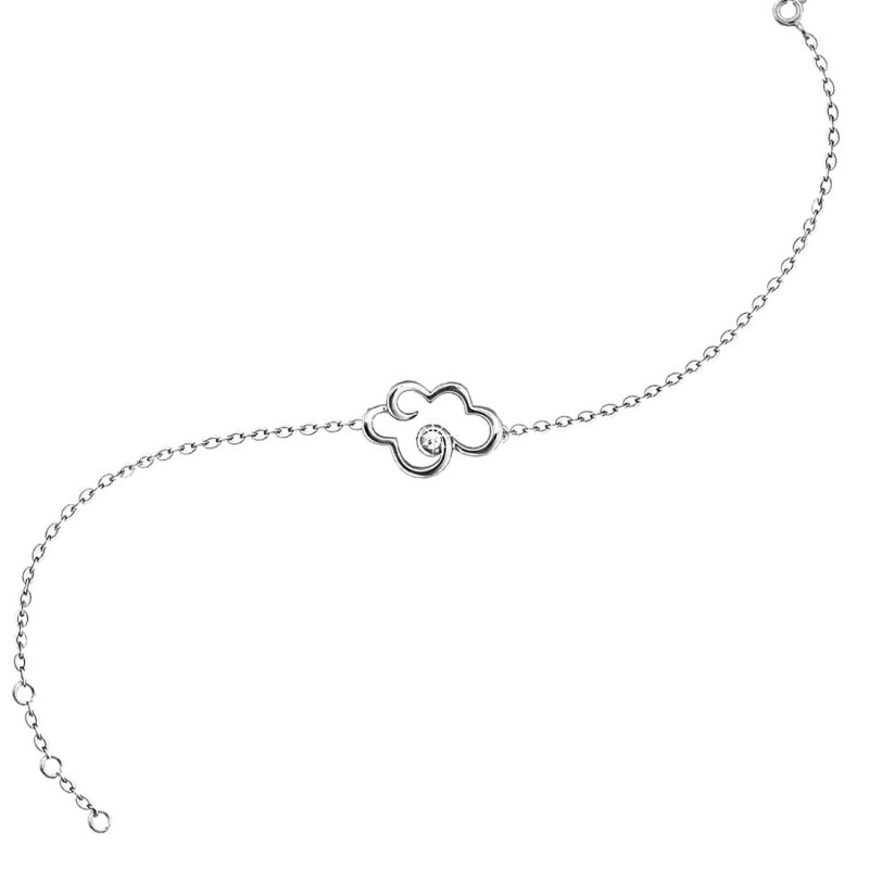 Daydream-silver-bracelet