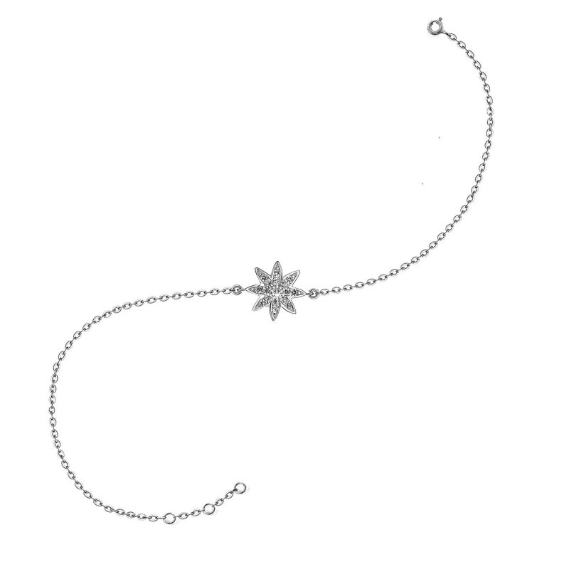 Nova-star-silver-bracelet