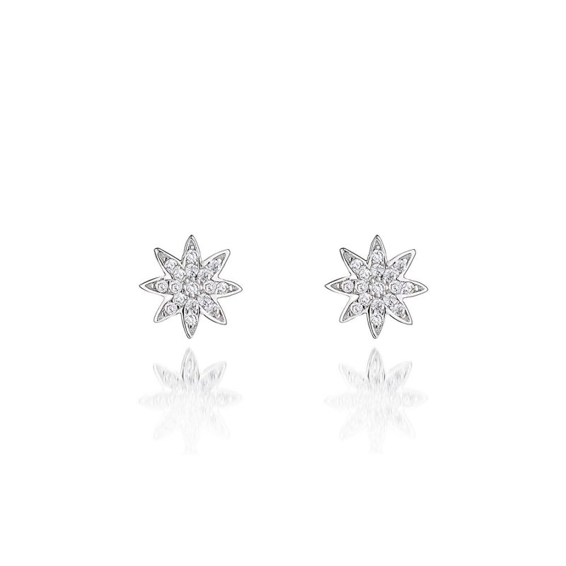 Nova Small Stud Earrings