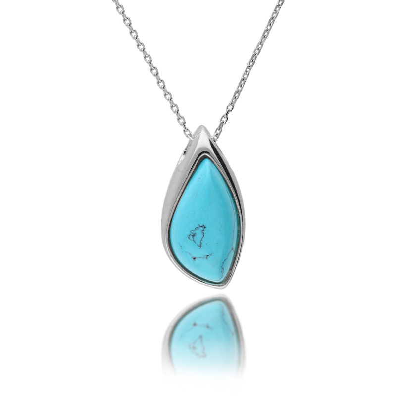 silver-turquoise-pendant-hc-jewellers-royston-hertfordshire 4236400003408